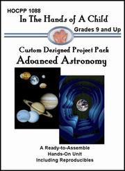 Cover of: Advd Astronomy