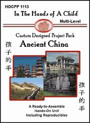Cover of: Ancient China