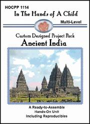 Cover of: Ancient India