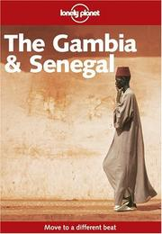 Cover of: Lonely Planet Gambia and Senegal
