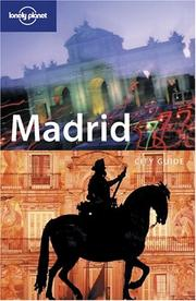 Cover of: Lonely Planet Madrid