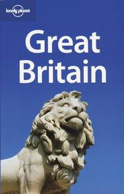 Cover of: Lonely Planet Great Britain