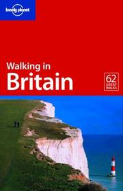 Cover of: Lonely Planet Walking in Britain