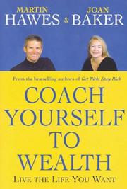 Cover of: Coach Yourself to Wealth