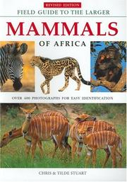 Cover of: Field Guide to Larger Mammals of Africa (Field Guide)