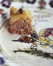 Cover of: The Real Greek At Home