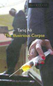 Cover of: The illustrious corpse