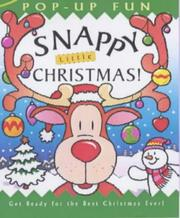 Cover of: Snappy Little Christmas (Happy Snappy Book)