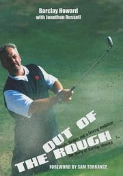 Cover of: Out of the Rough: Booze, Birdies and a Driving Ambition