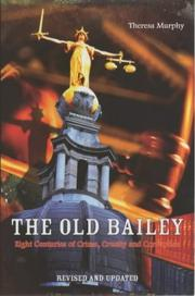 Cover of: The Old Bailey