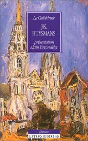 Cover of: La cathédrale