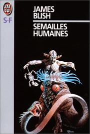Cover of: Semailles humaines
