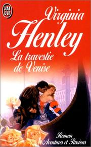 Cover of: La Travestie de Venise