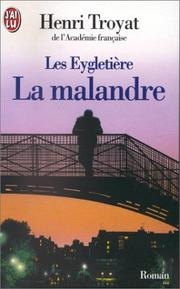 Cover of: La malandre