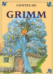 Cover of: Contes de Grimm