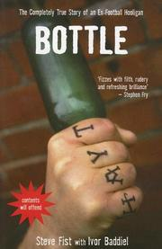 Cover of: Bottle