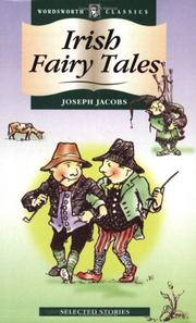 Cover of: Irish Fairy Tales