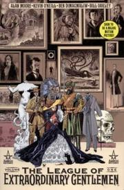 Cover of: The League of Extraordinary Gentlemen