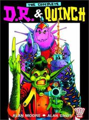 Cover of: The Complete D.R. & Quinch (2000 AD Presents)