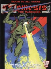Cover of: Nemesis the Warlock