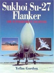 Cover of: Sukhoi Su-27 Flanker