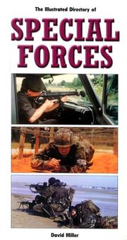 Cover of: The Illustrated Directory of Special Forces
