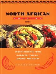 Cover of: North African Cooking (Global Gourmet)