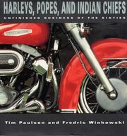 Cover of: Harleys, Popes and Indian Chiefs