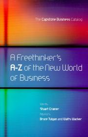 Cover of: A Freethinker's A-Z of the New World Business