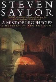 Cover of: A Mist of Prophecies (Roma Sub Rosa)