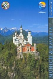 Cover of: Travellers Munich and Bavaria (Travellers - Thomas Cook)