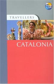 Cover of: Travellers Catalonia (Travellers - Thomas Cook)