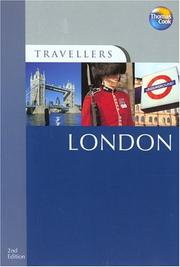 Cover of: Travellers London, 2nd (Travellers - Thomas Cook)