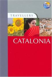 Cover of: Travellers Catalonia, 2nd (Travellers Guides)