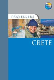 Cover of: Travellers Crete, 2nd (Travellers - Thomas Cook)