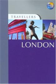 Cover of: Travellers London, 3rd (Travellers - Thomas Cook)