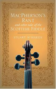 Cover of: Macpherson's Rant and Other Tales of the Scottish Fiddle