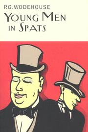 Cover of: Young men in spats