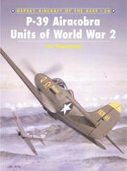 Cover of: P-39 Airacobra Aces of World War 2