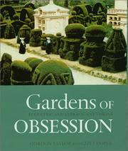 Cover of: Gardens of Obsession