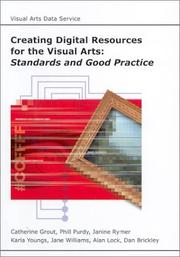 Cover of: Creating Digital Resources for the Visual Arts