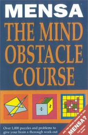 Cover of: Mensa Mind Obstacle Course