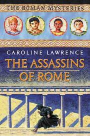 Cover of: The Assassins of Rome (The Roman Mysteries #4)