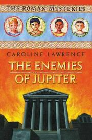 Cover of: The Enemies of Jupiter (The Roman Mysteries #7)