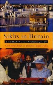 Cover of: Sikhs in Britain