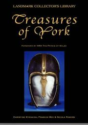 Cover of: Treasures of York (Landmark Collector's Library)