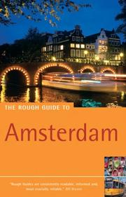 Cover of: The Rough Guide To Amsterdam - 8th edition