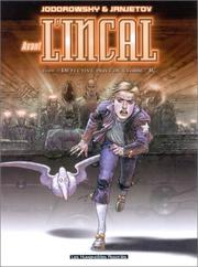 "Cover of: Avant l'Incal, tome 2: Détective privé de classe ""R"""