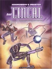 Cover of: Avant l'Incal, tome 4
