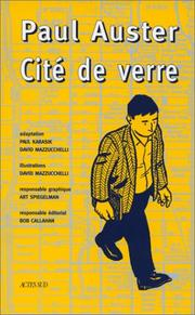 Cover of: Cité de verre